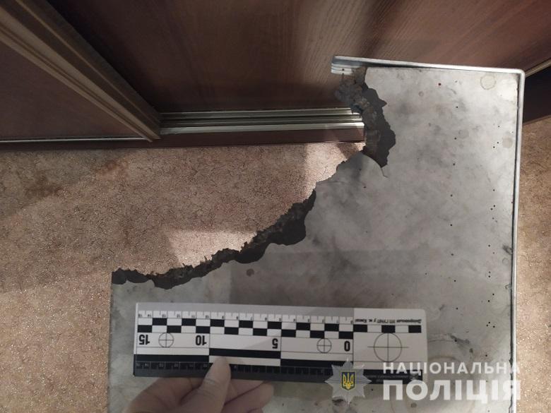 Внаслідок вибуху постраждав господар квартири.