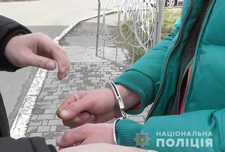 Зловмисником виявився житель Київської області.