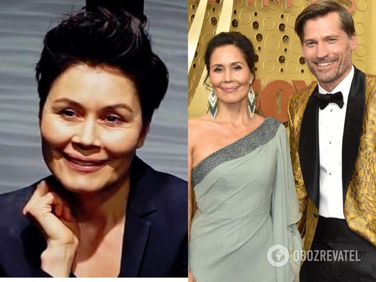 """Зірка """"Гри престолів"""" одружився 1998 року з Нукаці Мотцефельдт"""