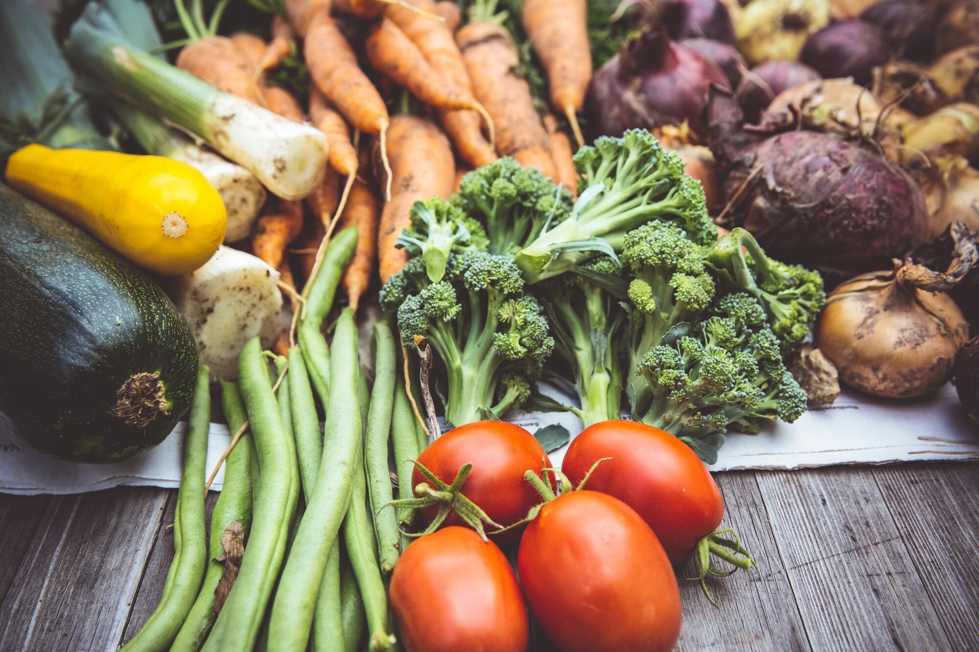 овочеві підливи