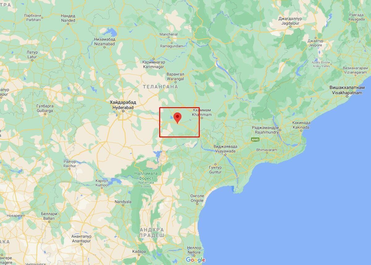 Происшествие случилось в городе Сурьяпет .