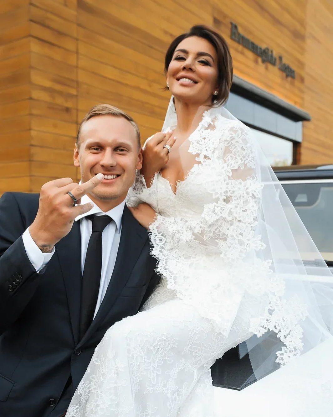 Анна Седокова і Яніс Тімма одружилися восени 2020 року