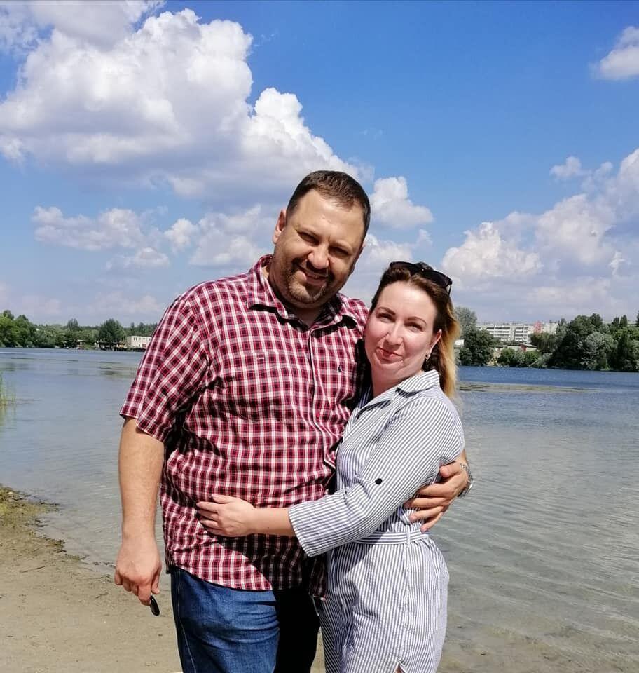 Юрий и Ольга Юрасюк