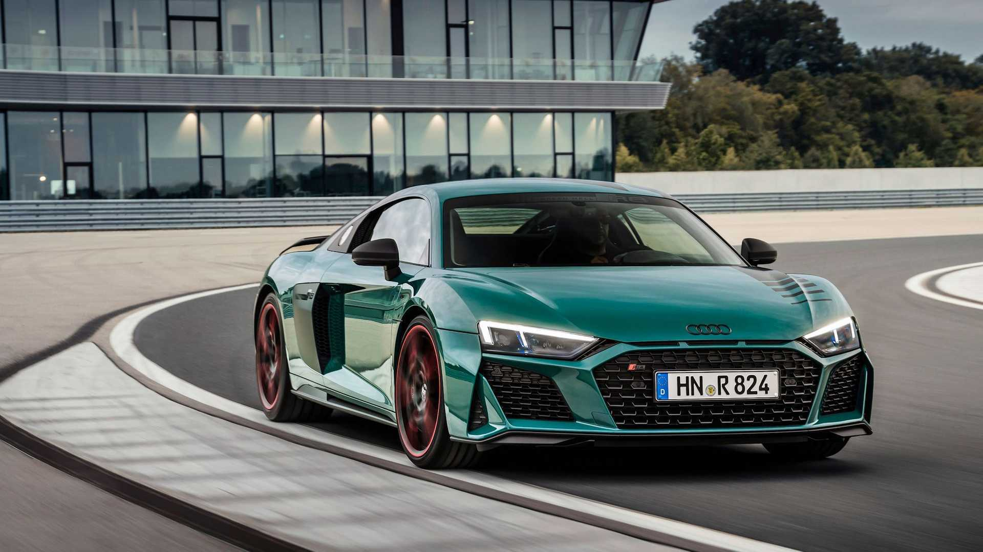 R8 V10 Green Hell Edition