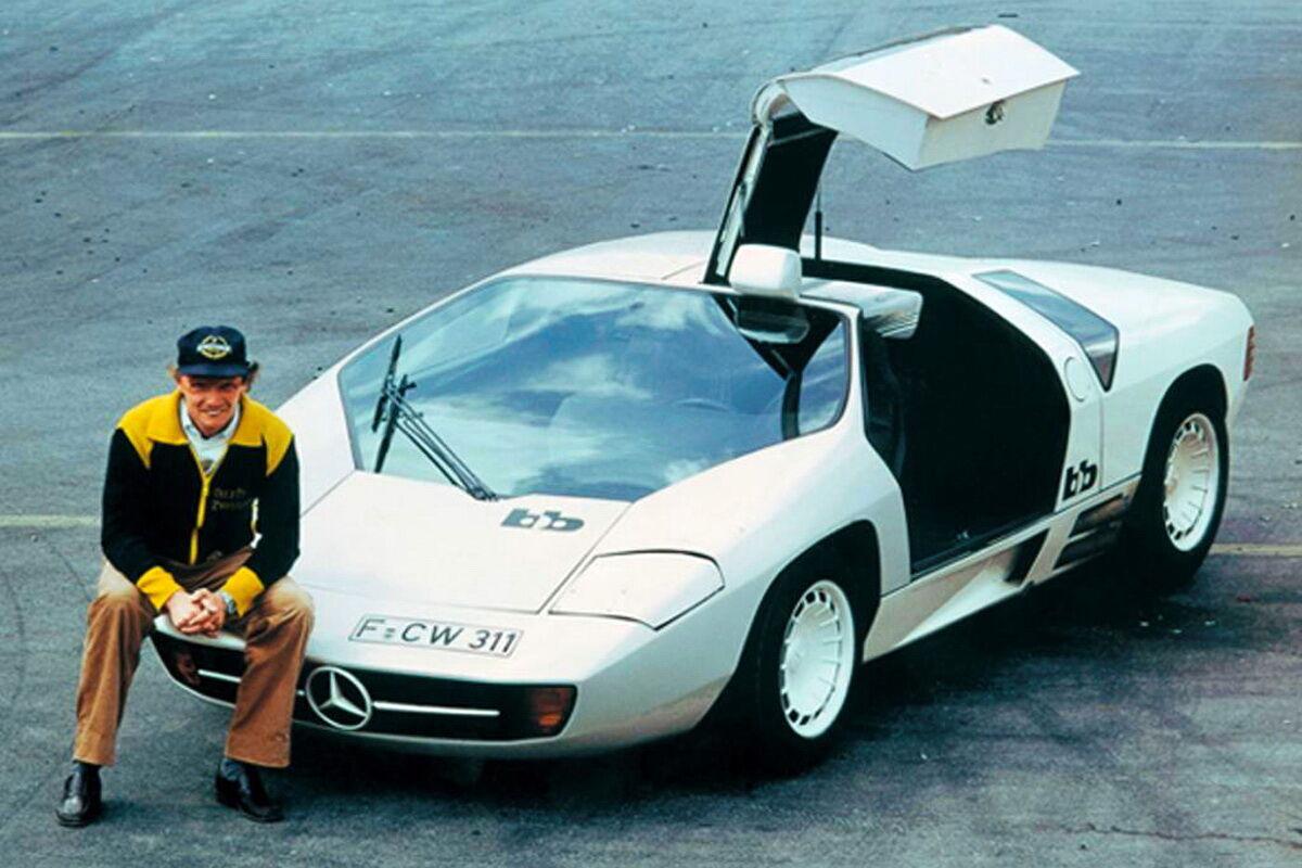 У тестах b&b CW311 брав участь відомий гонщик Формули-1 Нікі Лауда