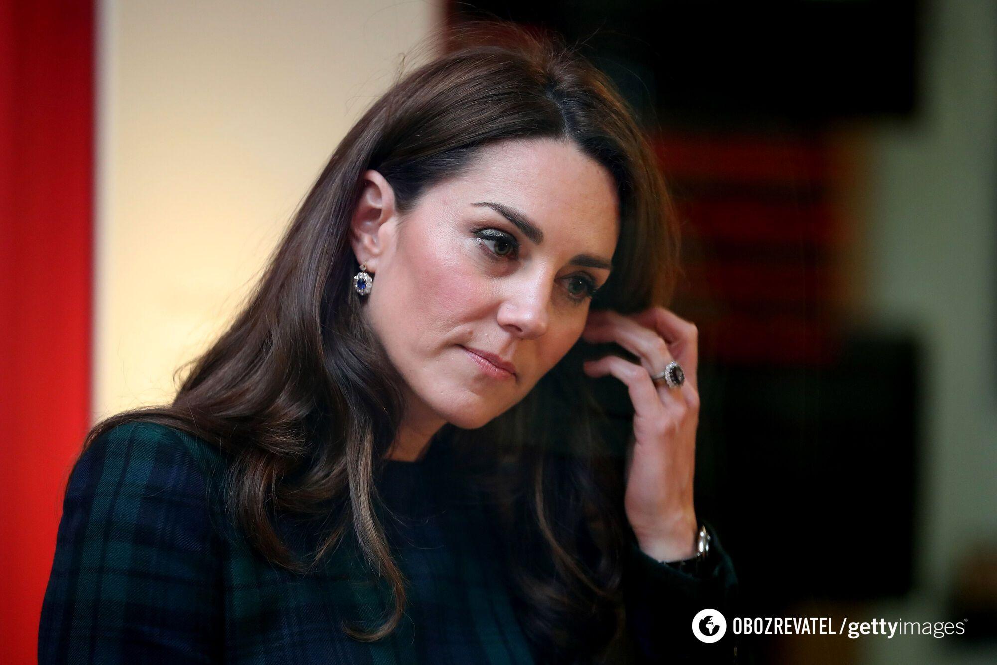 Кейт Миддлтон готовится ответить на обвинения Меган Маркл