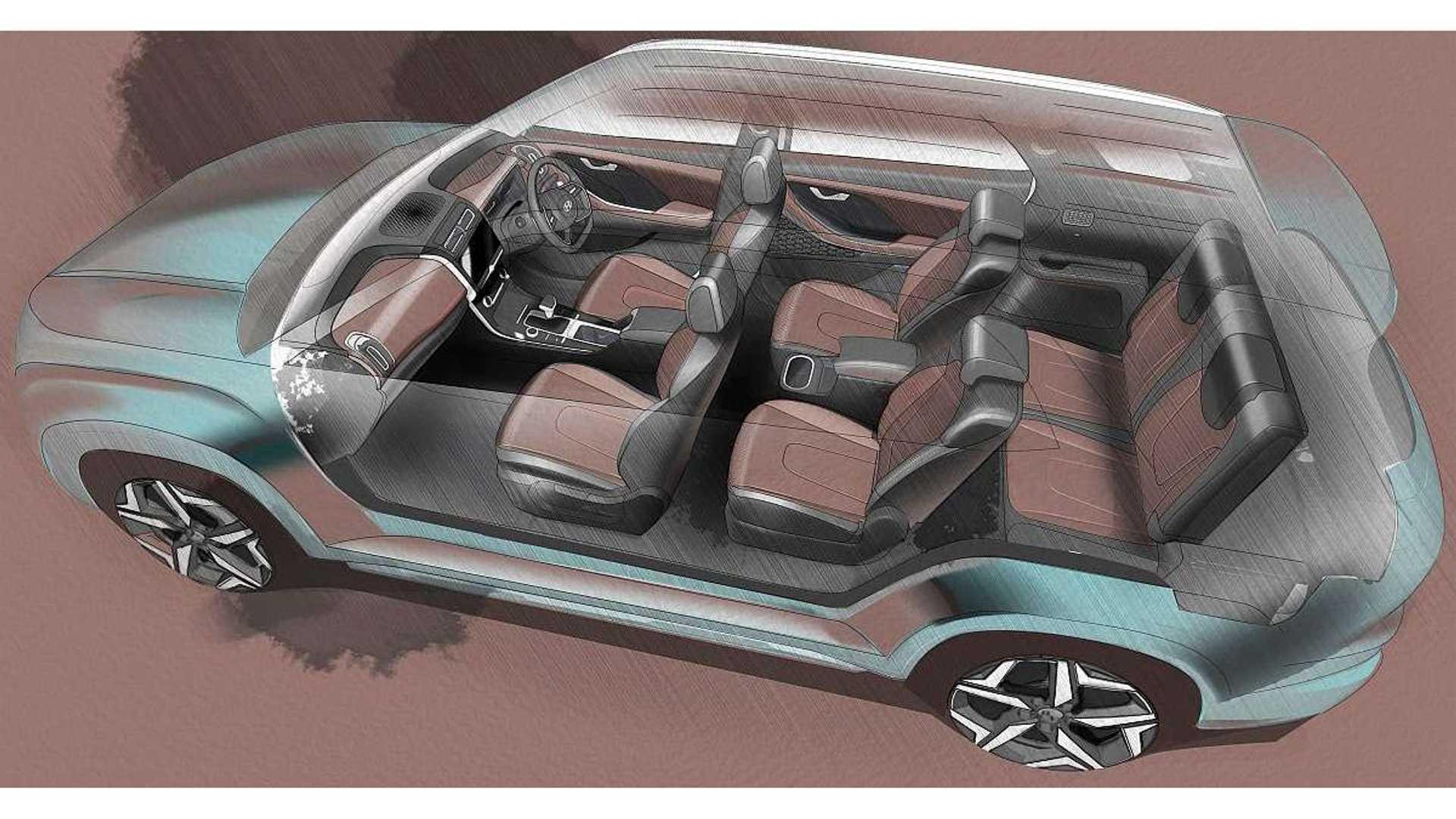 Hyundai Alcazar представят 6 апреля