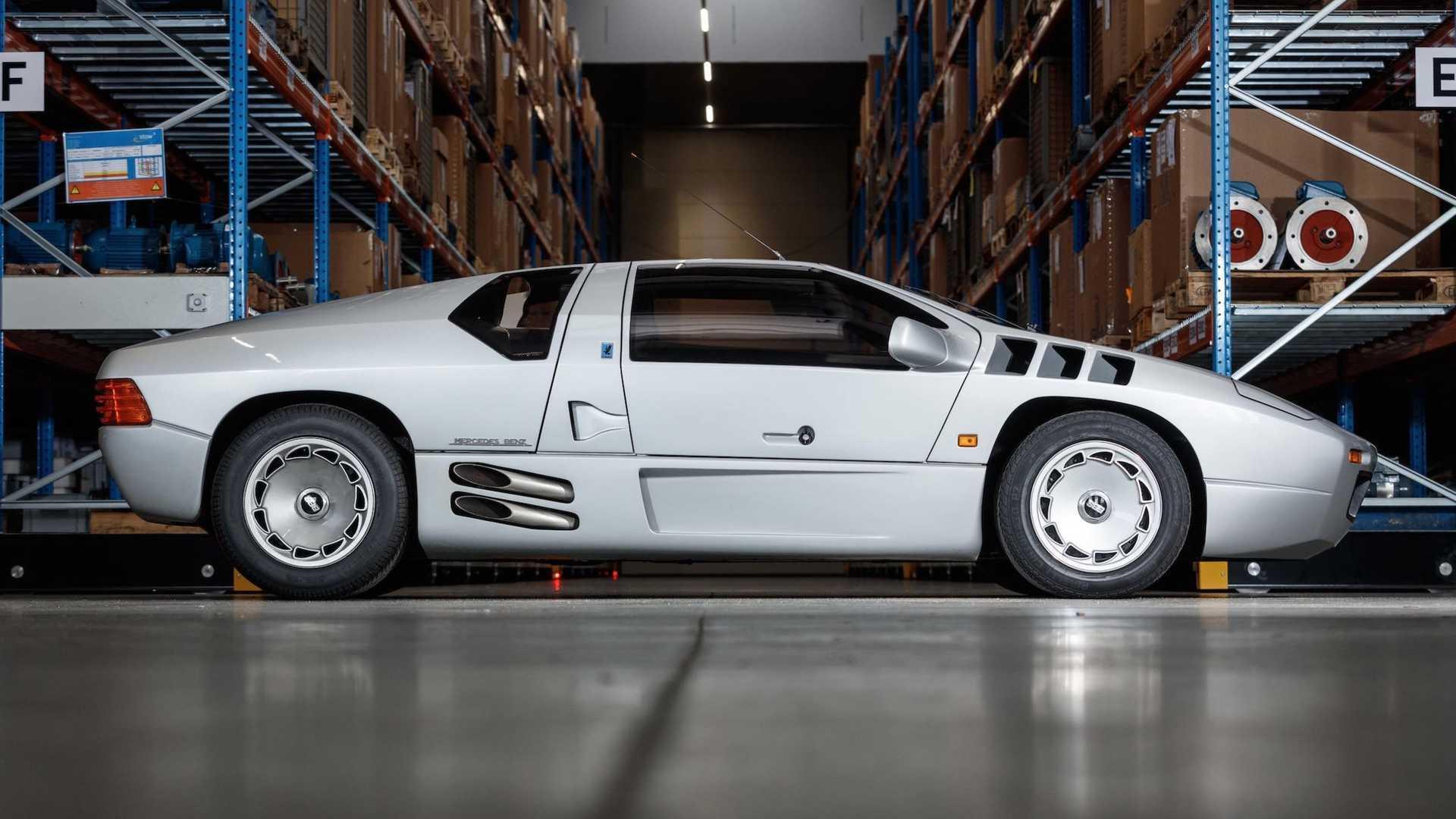 Всього з 1984 по 1993 рік було побудовано 30 екземплярів купе Imperator