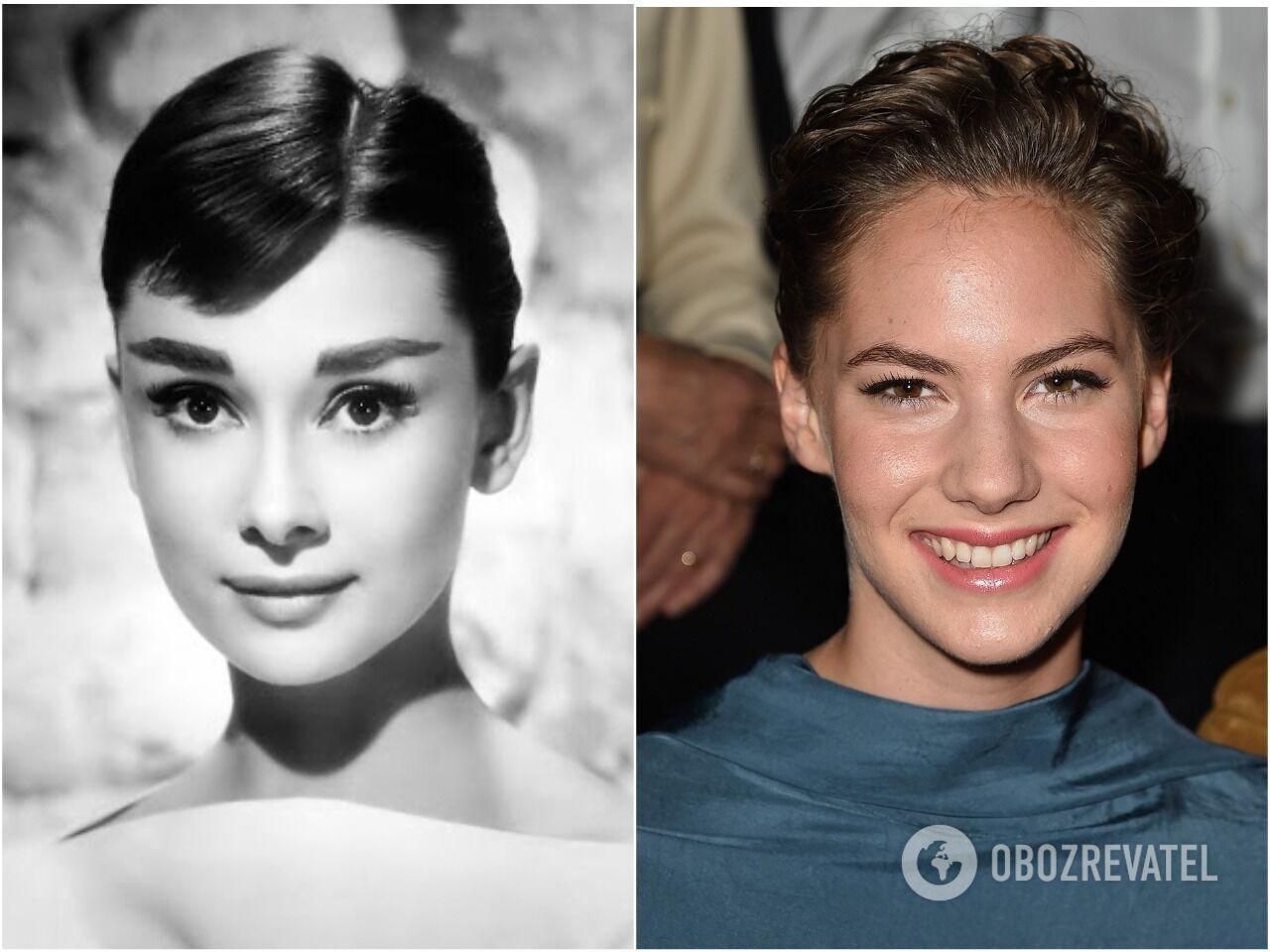 27-річна Емма Феррер – внучка Одрі Хепберн