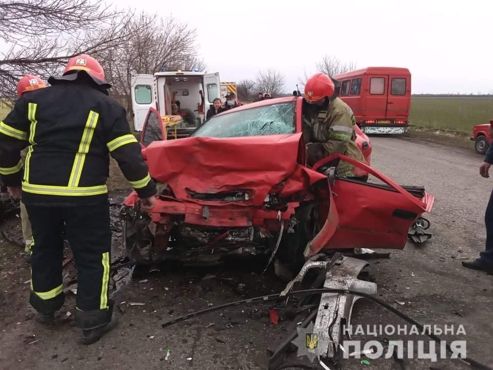 Неповнолітні водій і пасажир Opel Astra загинули