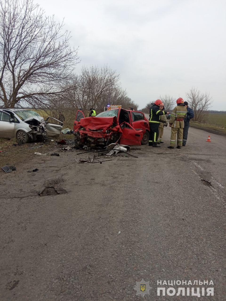 В полиции возможных свидетелей аварии просят предоставить любую известную информацию