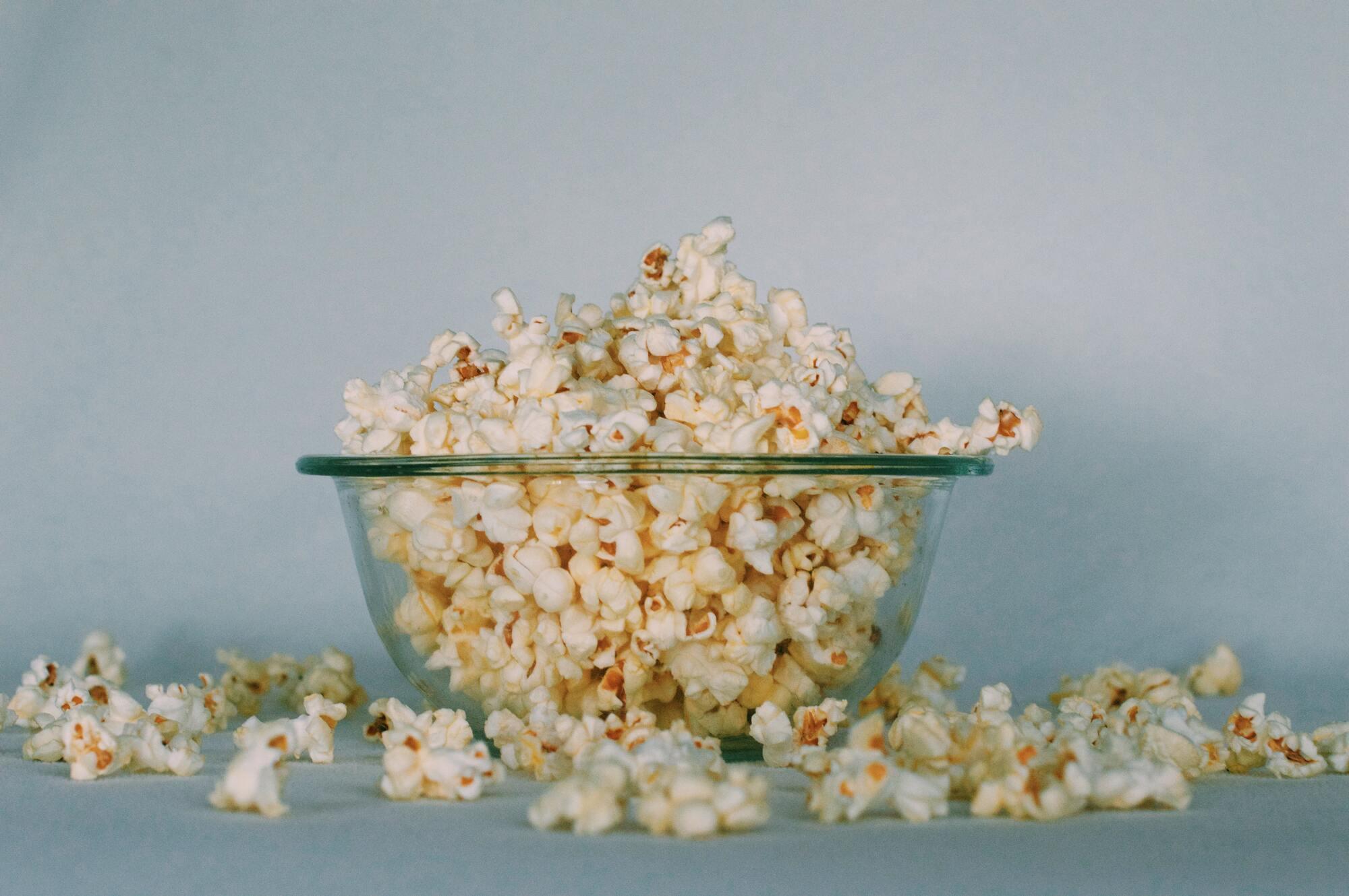 попкорн і його властивості