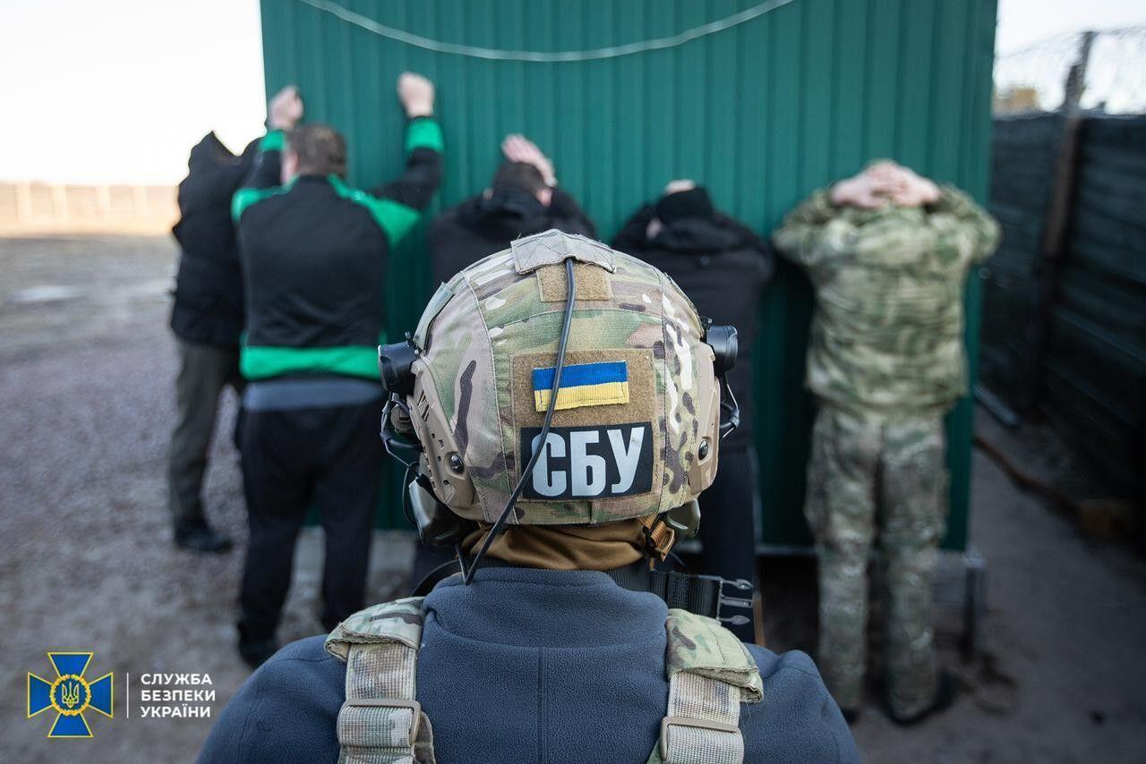 """В Украине разоблачили """"ЧВК"""""""