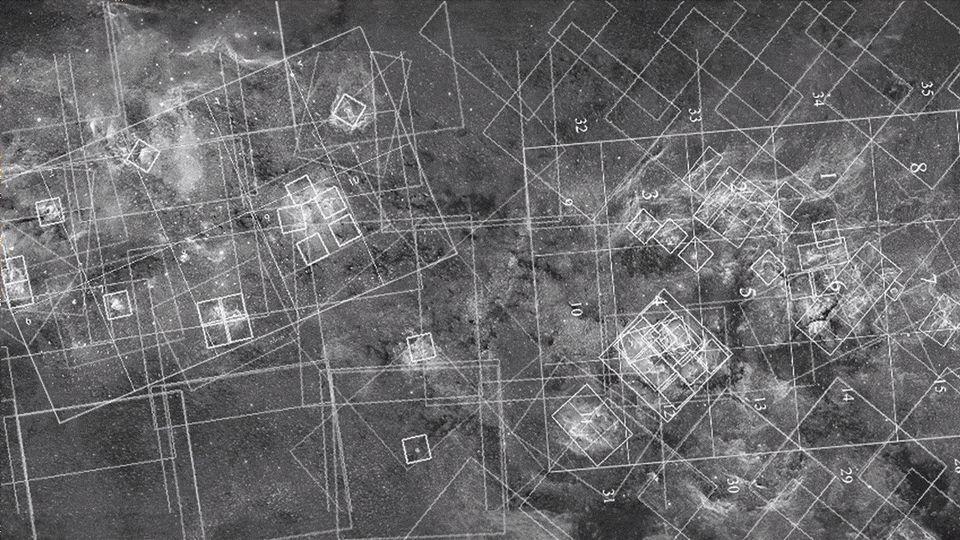 Фотограф за 12 лет сделал самый детальный снимок Млечного пути