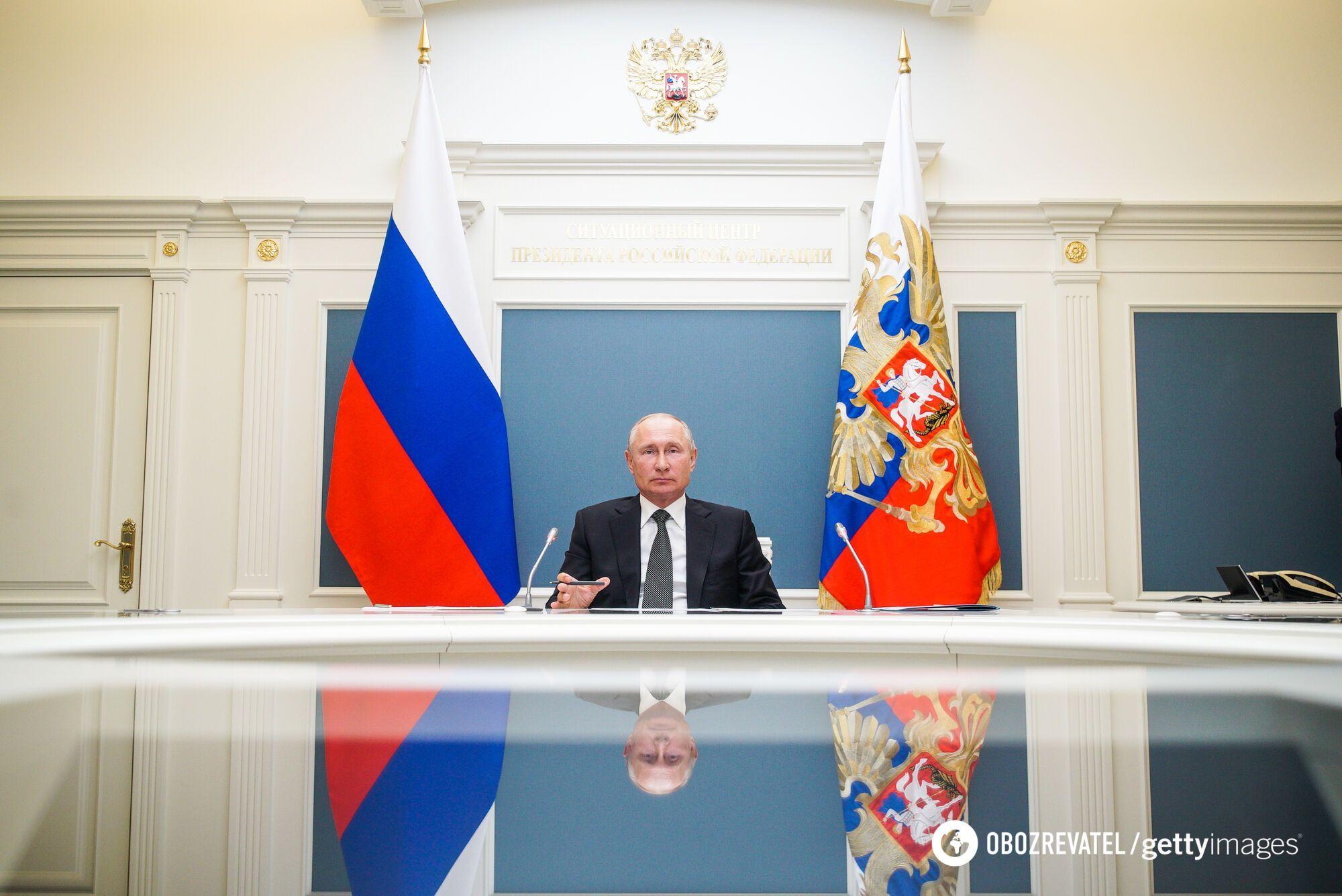 Политик Марк Фейгин считает, что для Путина наступил трудный период