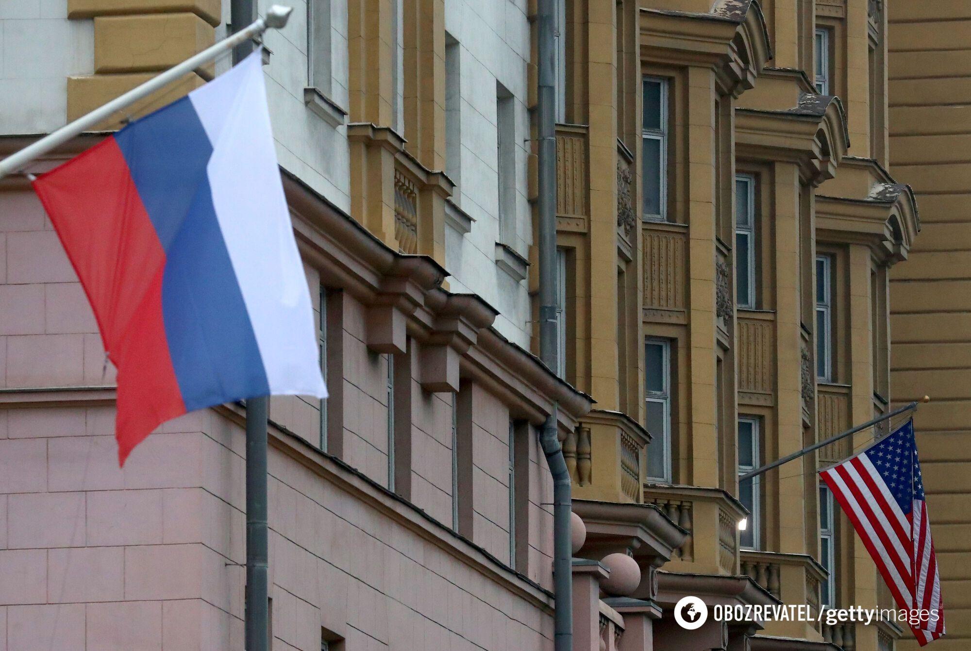 Отношения между США и Россией ухудшились на фоне агрессивной политики Кремля