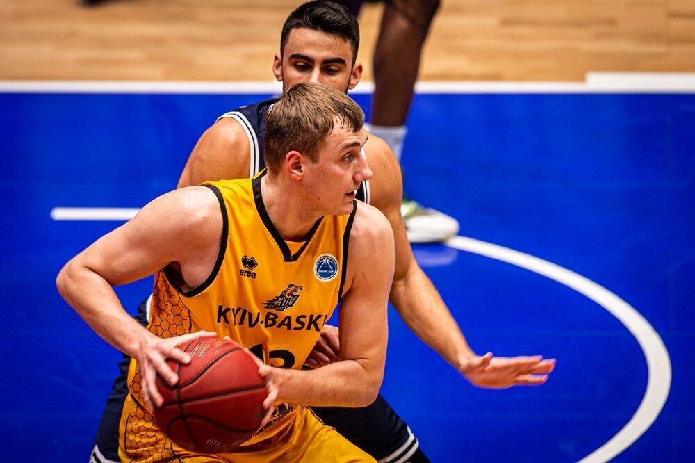 Киев-Баскет крупно проиграл в третьей четверти Ирони