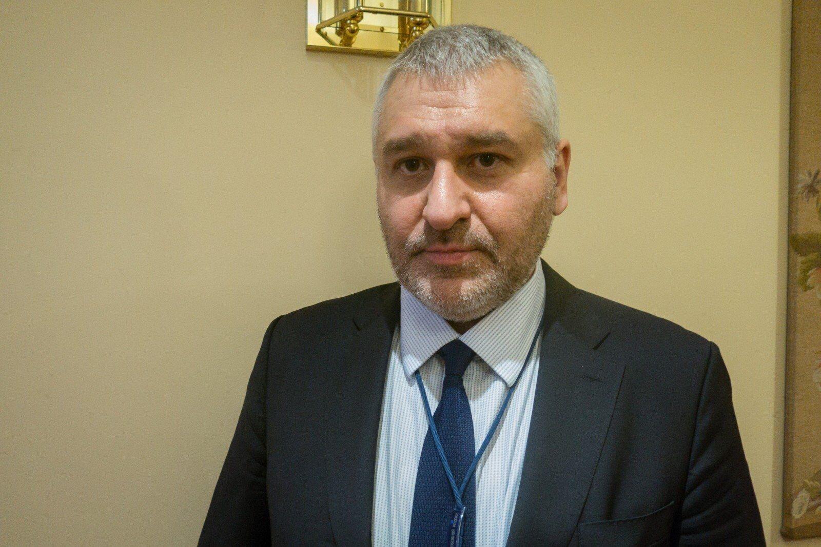 Российский политик и адвокат Марк Фейгин