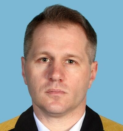 Колишній перший заступник командувача ВМС ЗСУ Дмитро Шакуро