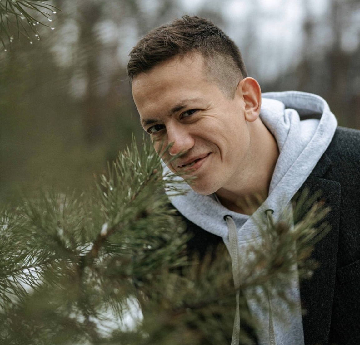 Український ведучий Олексій Дурнєв давно в пошуках коханої