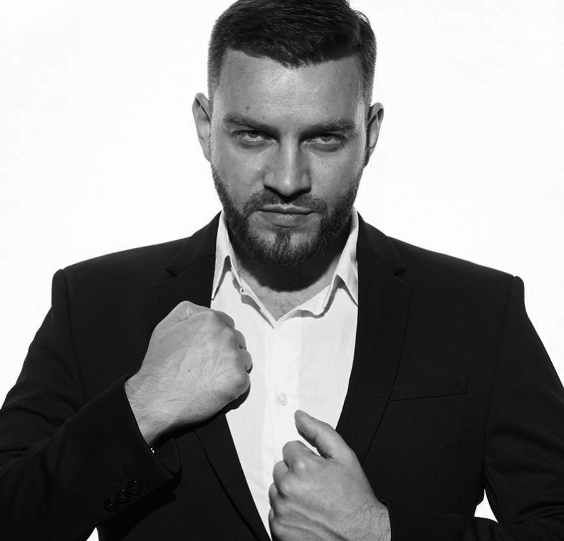 Ведучий Богдан Юсипчук неодружений