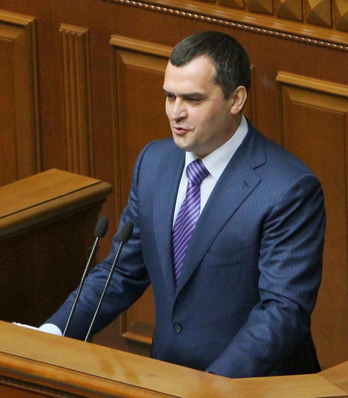 Ексочільник МВС Віталій Захарченко