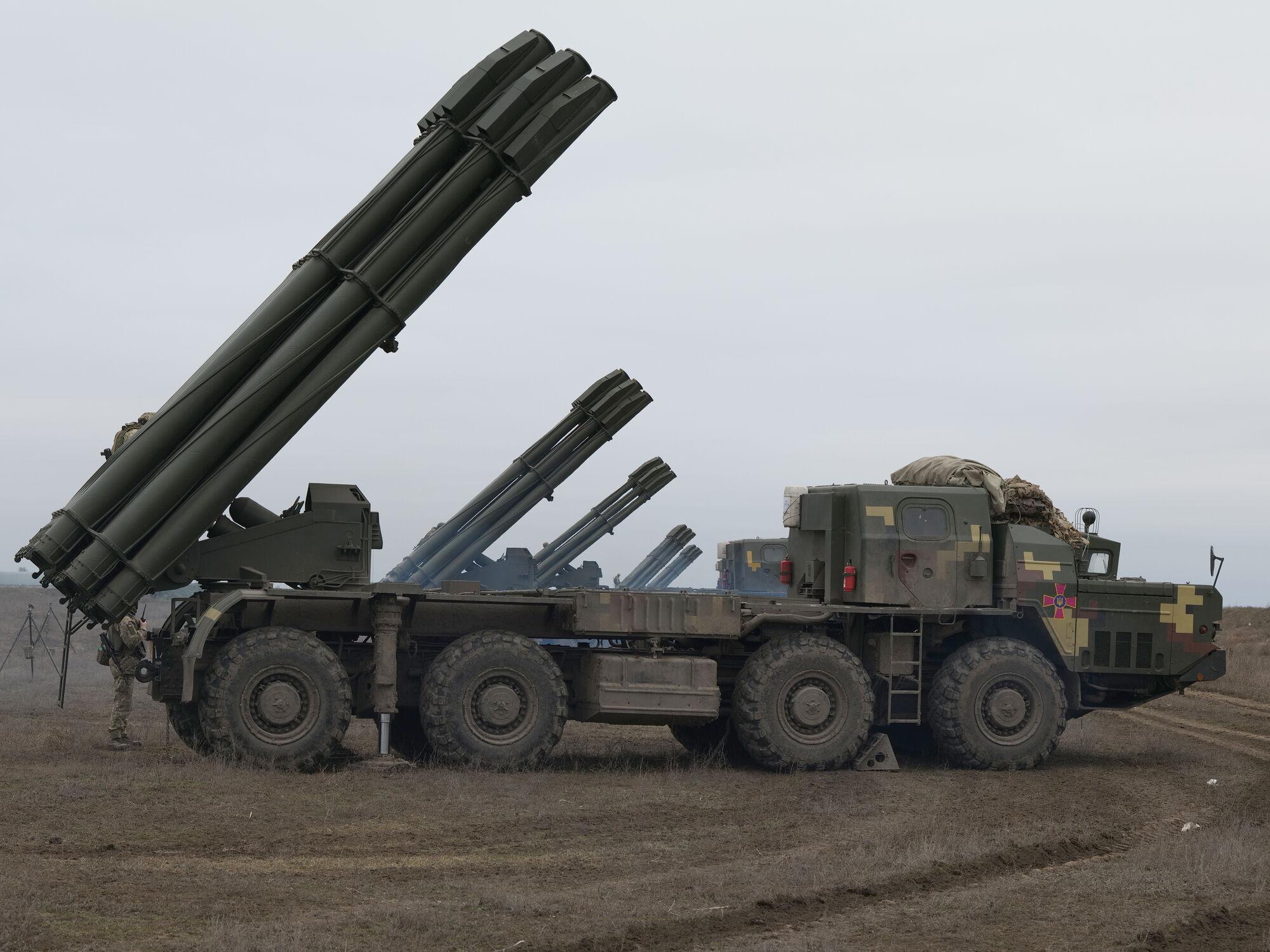 Воїни-артилеристи ЗСУ моніторили повітряну обстановку