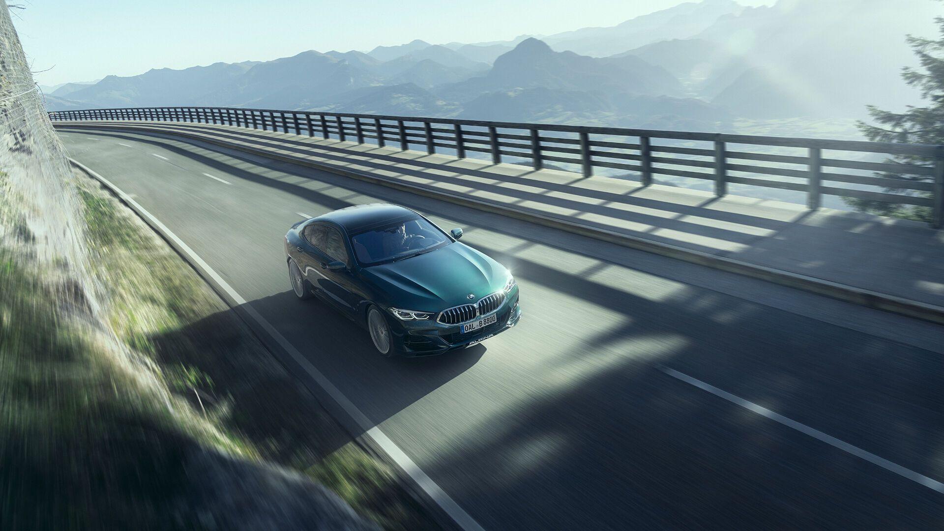 Основою для створення моделі стала найпотужніша версія BMW M850i