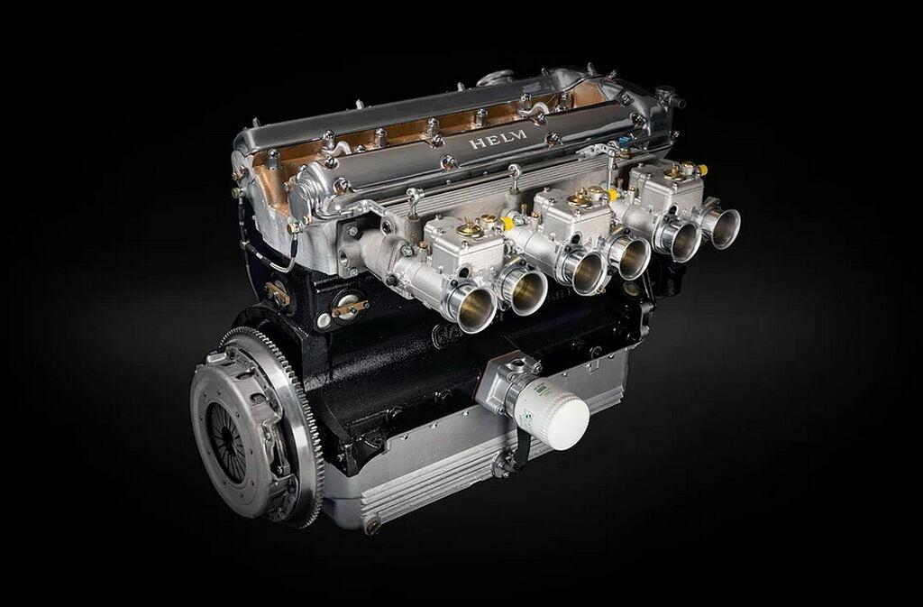 Рестомод будет оснащаться доработанным 3,8-литровым атмосферным мотором Jaguar мощностью 300 л.с.