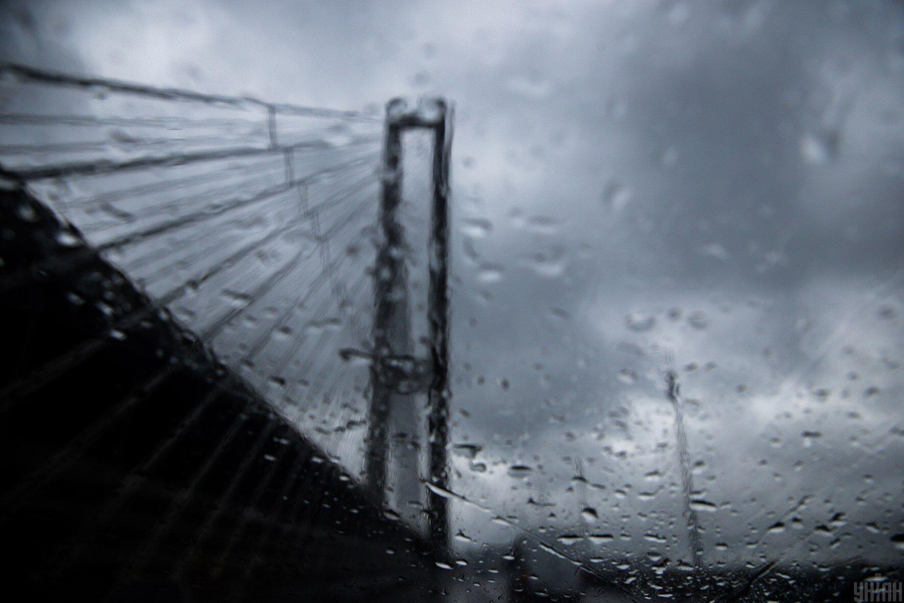 15-16 квітня в Україні пройдуть сильні дощі