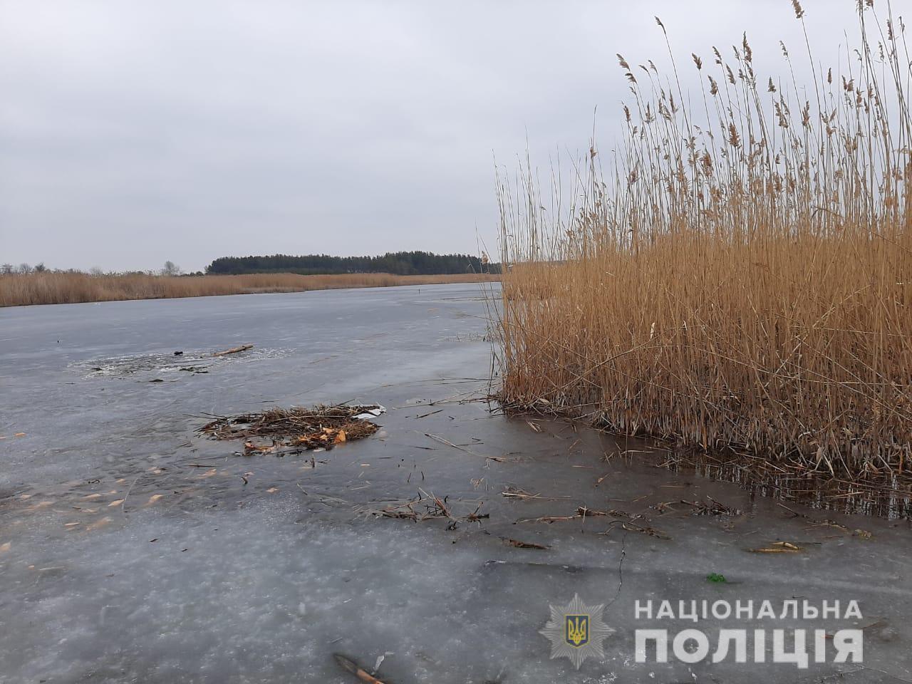 Місце на річці, де потонув школяр із Харківщини