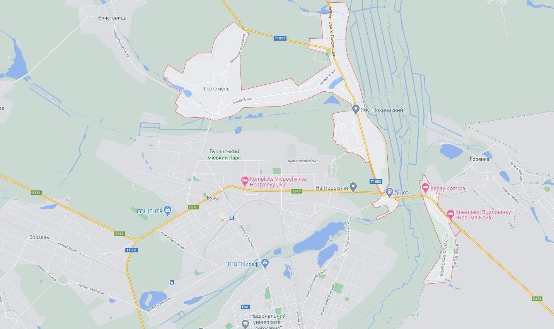 Аварія сталась в Київській області.