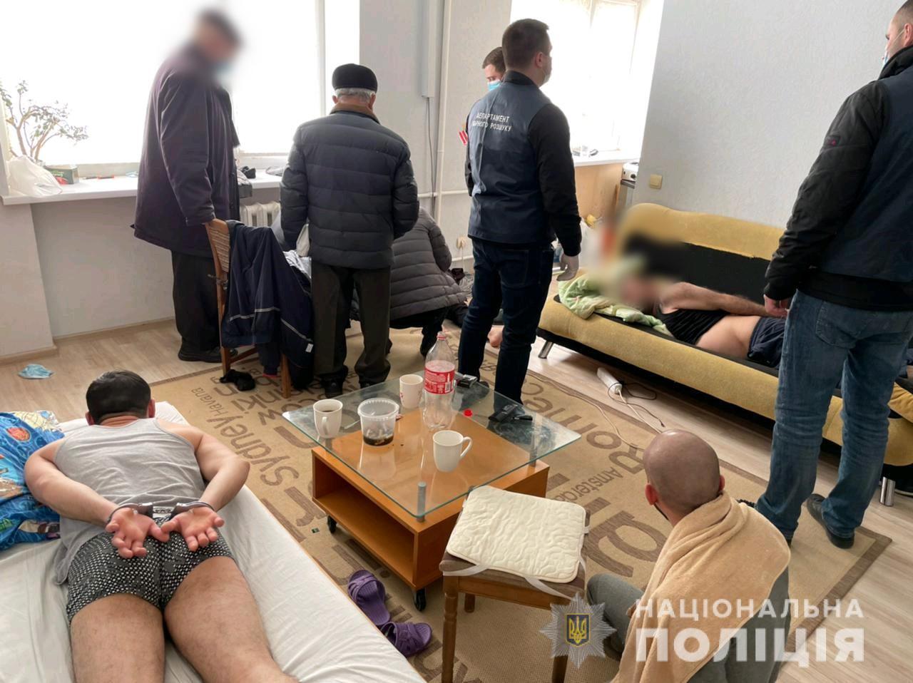 Спецоперація в Києві