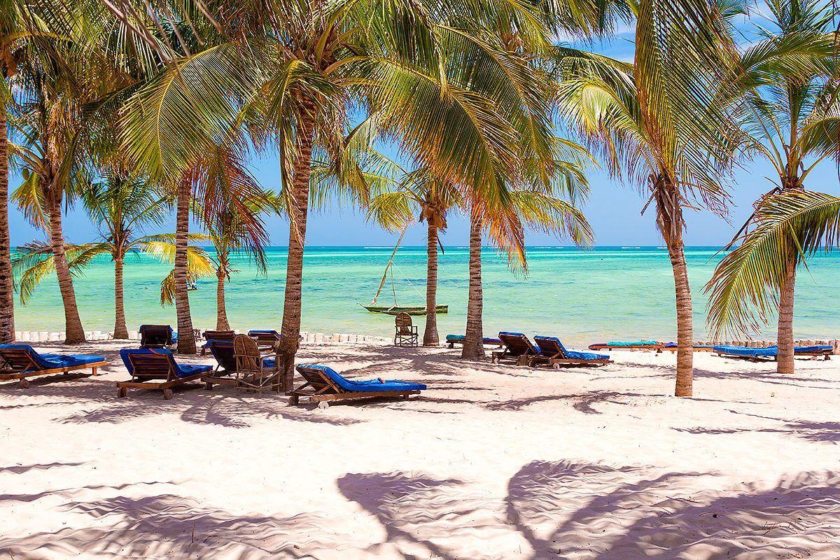 Любителей расслабленного отдыха ждут фантастические пляжи