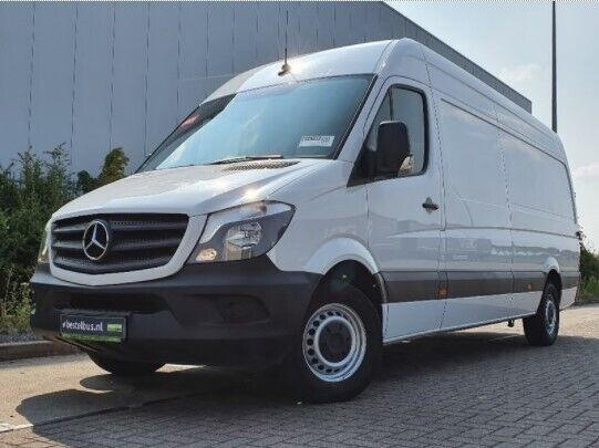 Mercedes-Benz Sprinter 316 CDI 2018 года выпуска