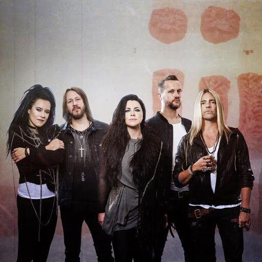 "Evanescence презентовала новый пятый альбом ""The Bitter Truth"" впервые за четыре года"