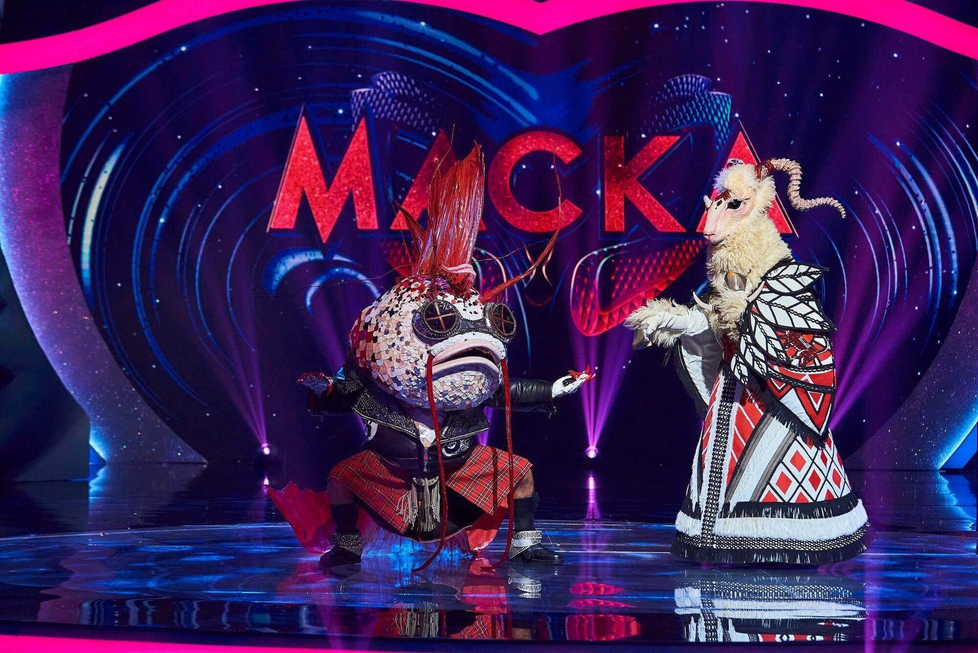 Іраклі Макацарія розповів про участь в шоу.