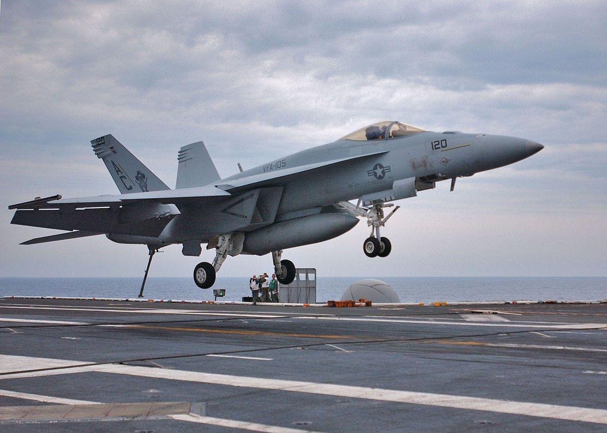 F/A-18 від Boeing