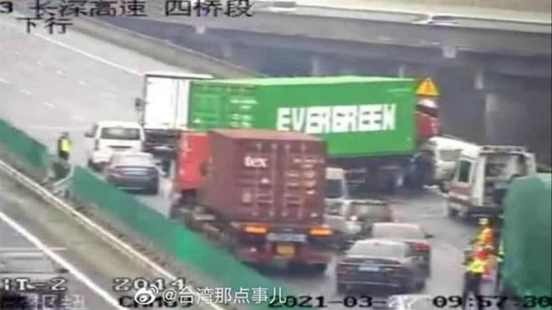 Incidente de la carretera de Nanjing