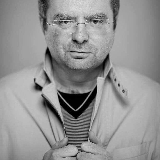 Помер український продюсер Олександр Сірий.