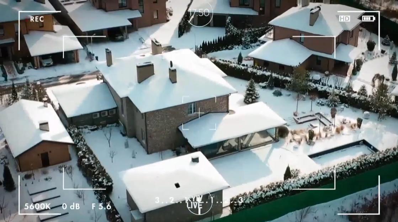 Как выглядит дом Потапа и Каменских