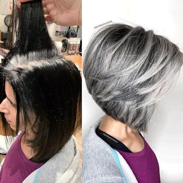 Сивий колір створив новий трендовий образ