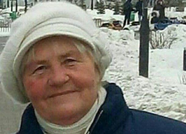 Мешканка Севастополя Галина Довгопола