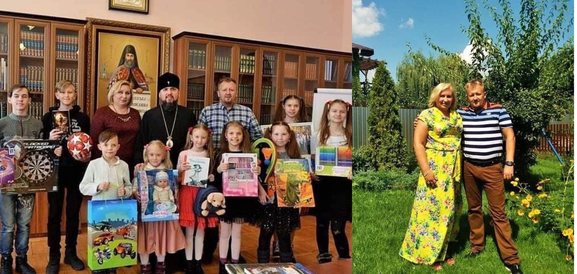 Родиковы были многодетными родителями, создали детский дом семейного типа