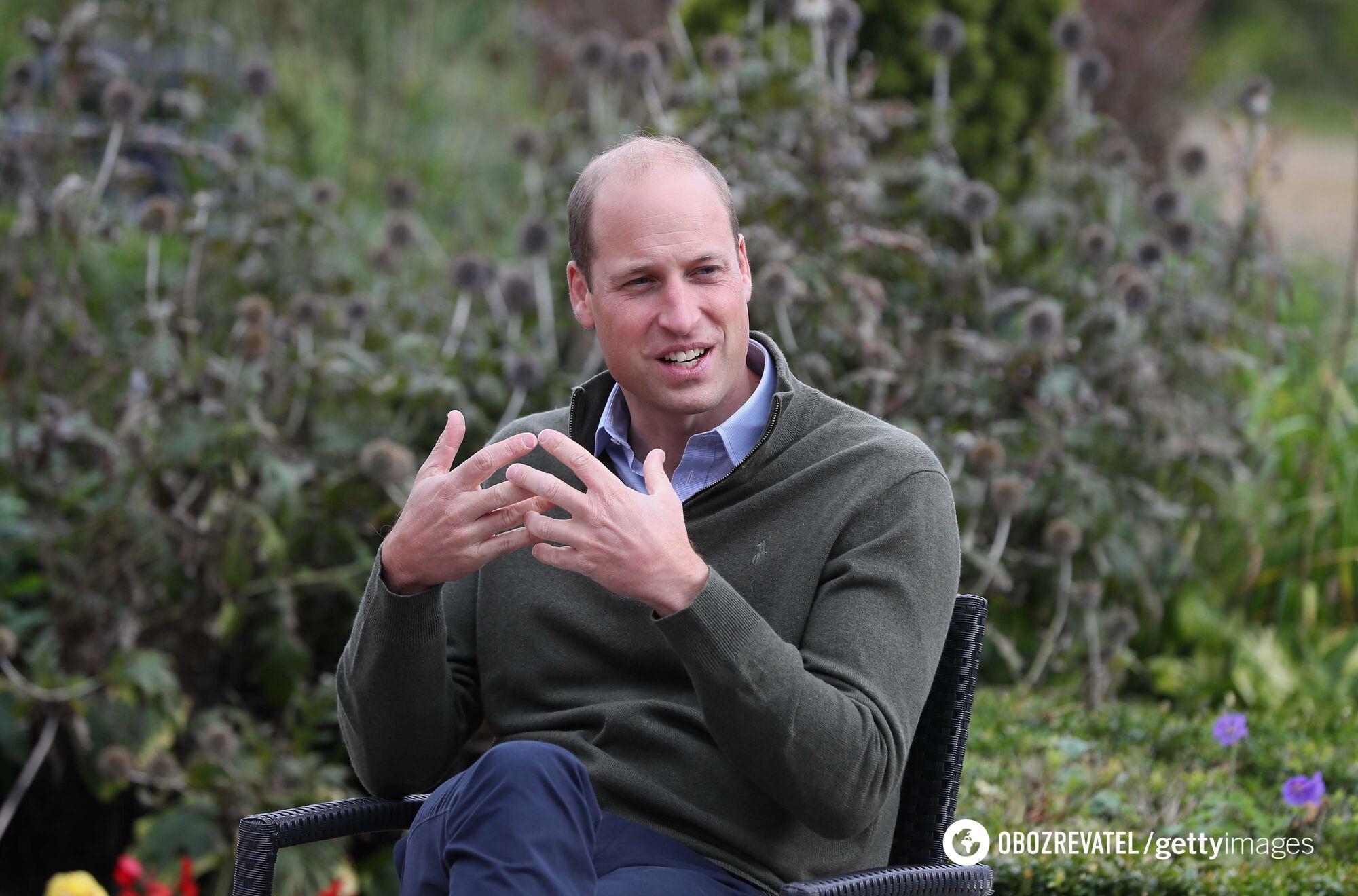 Старший сын Чарльза и покойной принцессы Дианы – второй в списке претендентов на престол.