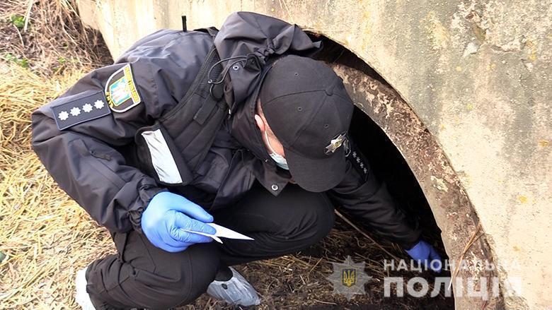 Тело погибшего обнаружили в Киевской области.