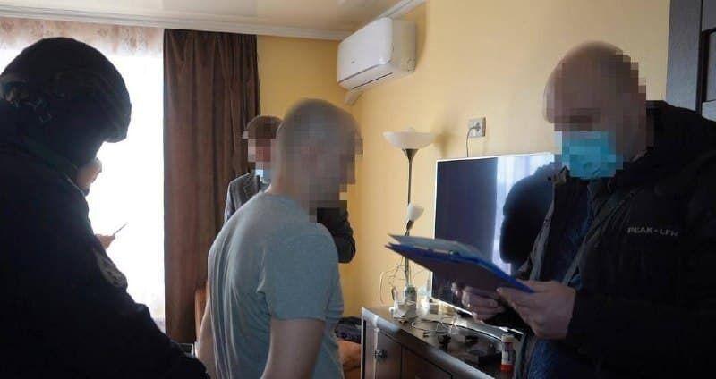 Тернополянину повідомили про підозру в заволодінні даними через фішингові атаки