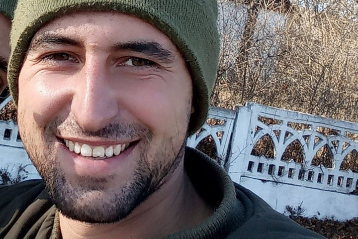 На Донбассе погиб украинский военный Сергей Гайченко