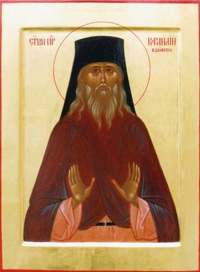 30 марта церковь почитает память преподобного Алексея