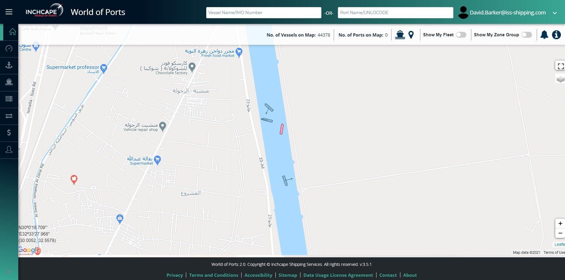 Суецький канал розблокували.